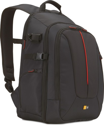 Case Logic SLR Backpack - black/red