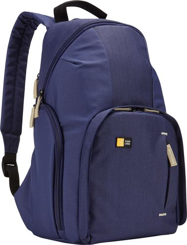 Case Logic DSLR Backpack - indigo