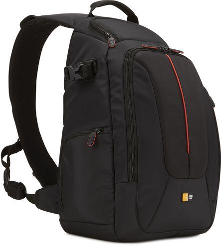 Case Logic SLR Sling Bag - black/red