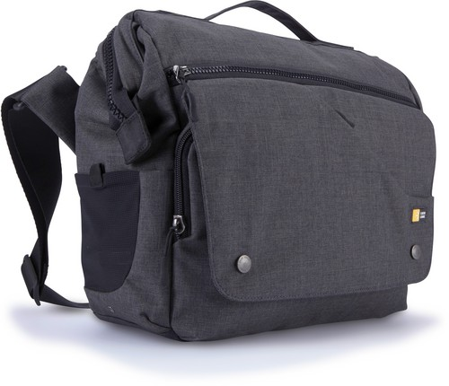 Cae Logic Reflexion Lifestyle DSLR + iPad large Cross Body Bag - anthracite