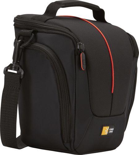 Case Logic DSLR Compact Camera Holster - black/red