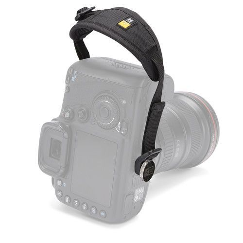 Case Logic DSLR Quick-Grip Hand Strap - black
