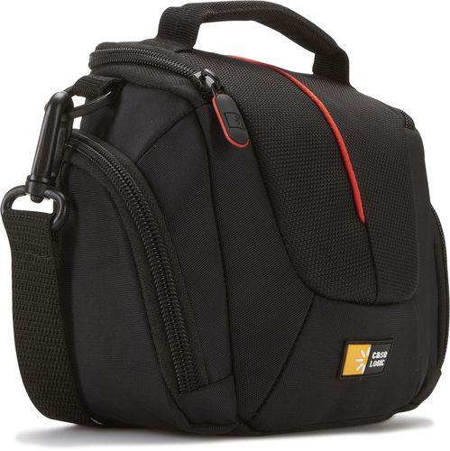 Case Logic High Zoom Compact Camera Case - black/red