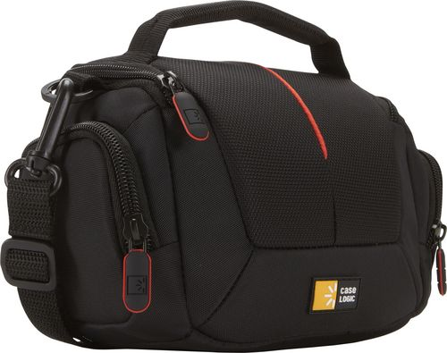 Case Logic Camcorder Kit Bag - black/red