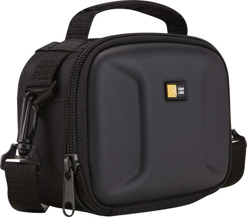 Case Logic Camcorder Case with Shoulder Strap - black