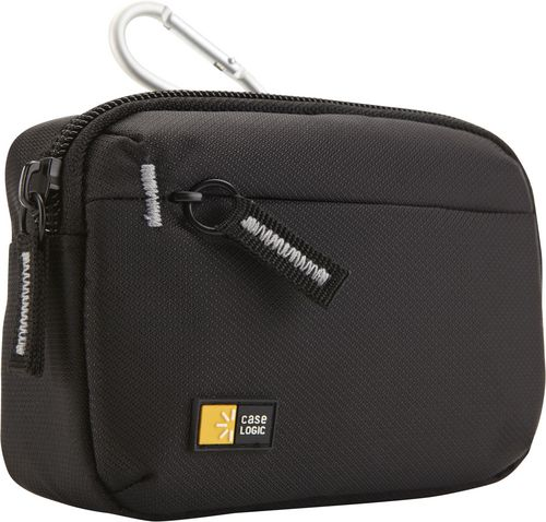 Case Logic Core medium Camera Bag with Carabiner - black
