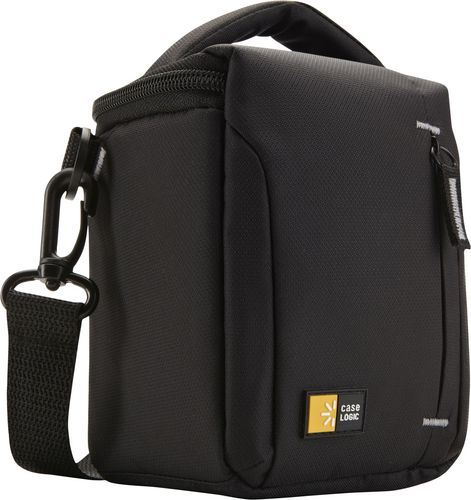 Case Logic large Camera Bag with Shoulder Strap - black