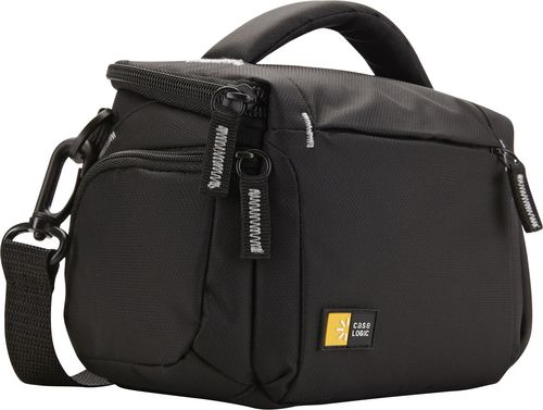 Case Logic medium Camcorder Bag with Shoulder Strap - black