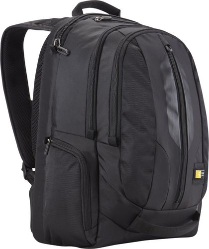 Case Logic Full-Feature Backpack [17.3 inch] - black