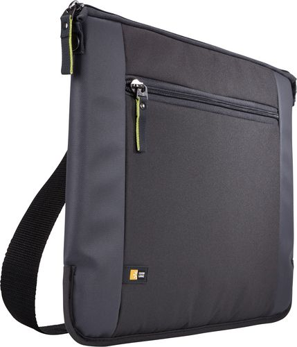 Case Logic Intrata Slim Laptop Bag [14 inch] - anthracite