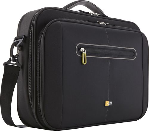 Case Logic Slim Briefcase [16 inch] - black/green