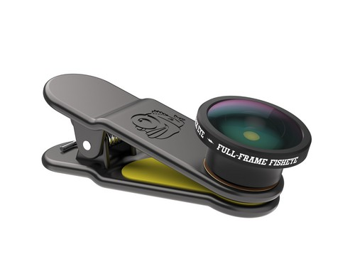 Black Eye PRO Full- Frame Fisheye