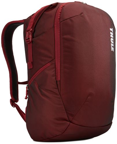 Thule Subterra Travel Backpack 34L- ember red