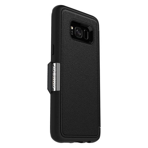 Otterbox Strada Series - Galaxy S8 - onyx black