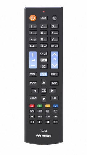 Replacement Remote Control SAMSUNG - black