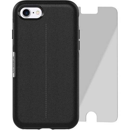Otterbox Strada Series-iPhone 7/8 -onyx black [inkl. Alpha Glass- Displayschutz]