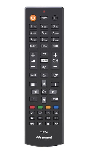 Replacement Remote Control PHILIPS - black