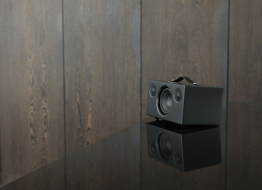 audio pro addon c5 speaker black lautsprecher multiroom online kaufen. Black Bedroom Furniture Sets. Home Design Ideas
