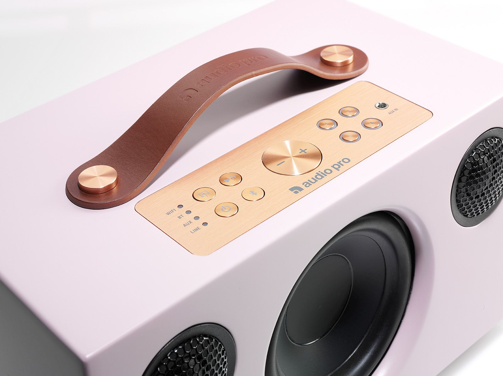 audio pro addon c5 speaker pink. Black Bedroom Furniture Sets. Home Design Ideas