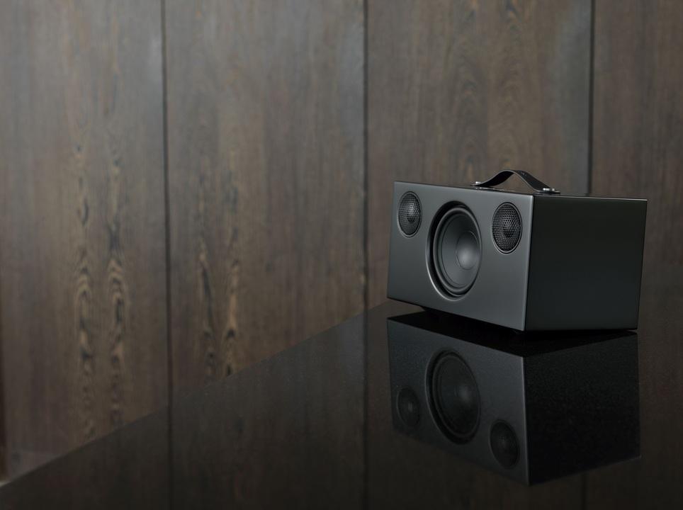audio pro addon c10 speaker black lautsprecher. Black Bedroom Furniture Sets. Home Design Ideas