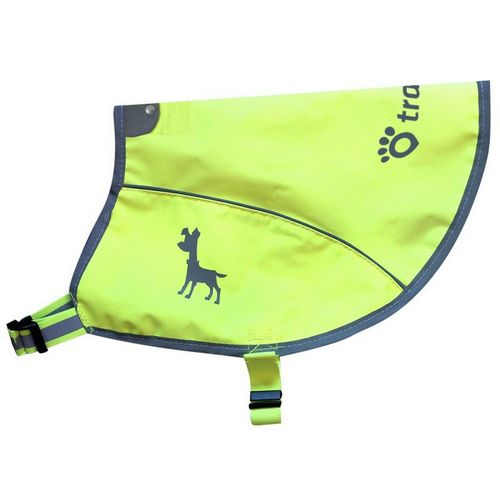 Tractive Neon Visibility Vest with GPS Pocket [M] - yellow