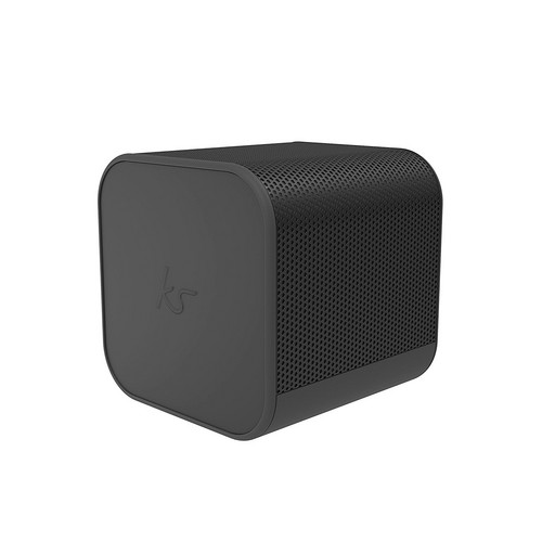 KitSound BoomCube Portal BT Wireless Speaker - black