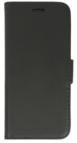 Galaxy S8 / Valenta Leather Booklet Classic Luxe - black