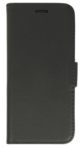 Galaxy S8+ / Valenta Leather Booklet Classic Luxe - black