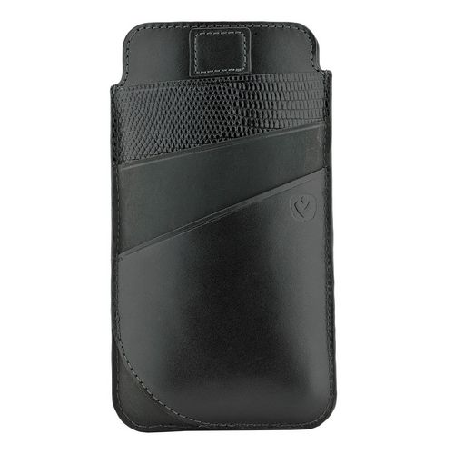 Supreme: iPhone 8/7/6/6s Plus / Valenta Pocket Case - black