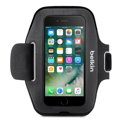 Belkin Sport-Fit Armband - iPhone 7 / 8 - black