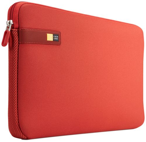 Case Logic Slim-Line LAPS Notebook Sleeve [16 inch] - brick red