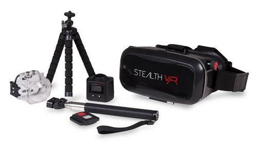 STEALTH VR 360 Action Pack