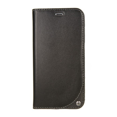 Valenta Leather Booklet Supreme - iPhone X/XS - black