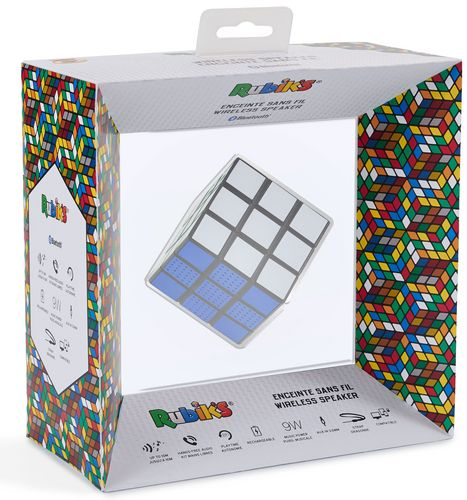 Bigben - Bluetooth-Speaker BT17 - Rubiks Cube