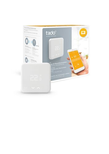 Tado Smart Thermostat - Starter Kit (v3) [CH]