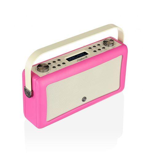 VQ Hepburn MkII DAB+/ BT Radio - pink