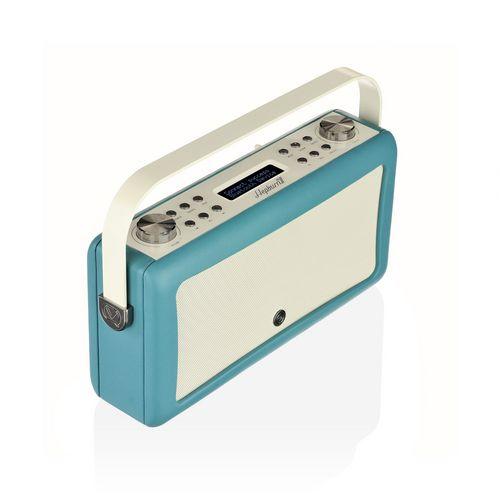 VQ Hepburn MkII DAB+/ BT Radio - teal
