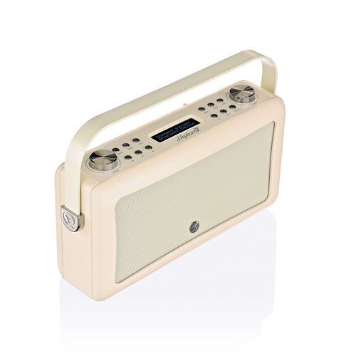 VQ Hepburn MkII DAB+/ BT Radio - cream