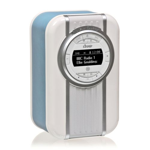 VQ Christie DAB+/ BT Radio - blue