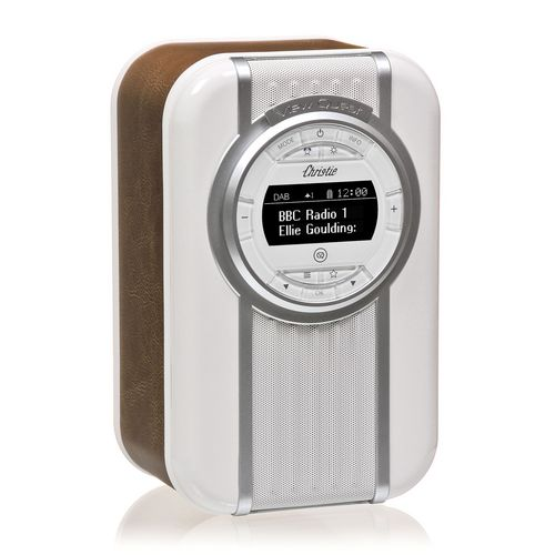 VQ Christie DAB+/ BT Radio - brown