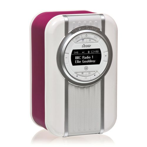 VQ Christie DAB+/ BT Radio - purple