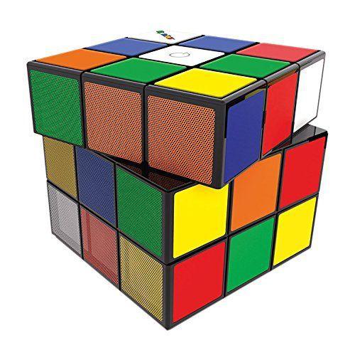 Bild Bigben - Bluetooth-Lautsprecher BT10 - Rubiks Cube