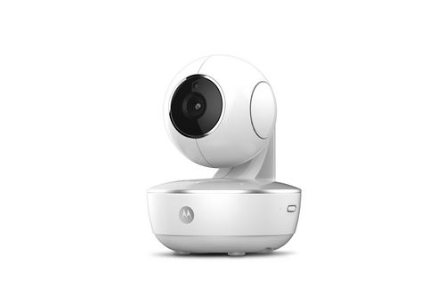 Motorola Focus 88 HD Wi-Fi Home Video Camera (w/zoom/mic) - white