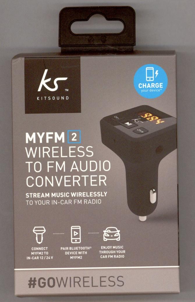 kitsound fm sändare
