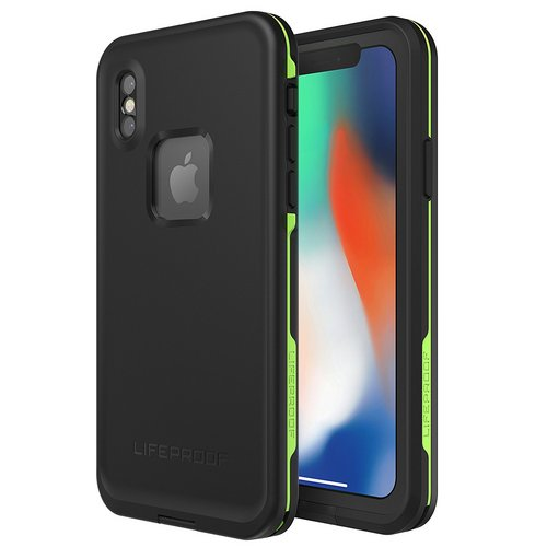 Lifeproof fre Case - iPhone X/XS - black