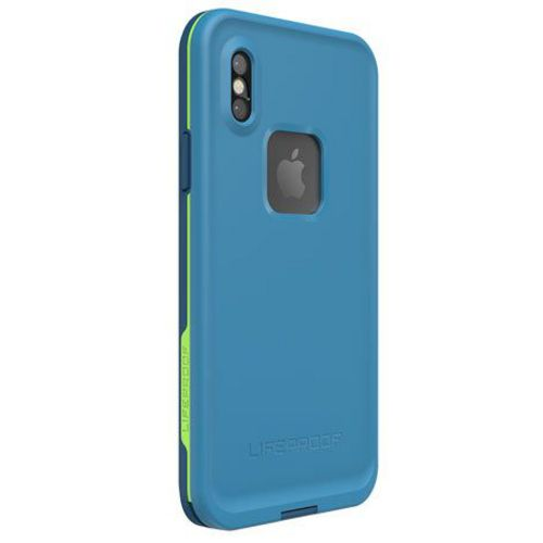 Lifeproof fre Case - iPhone X - blue