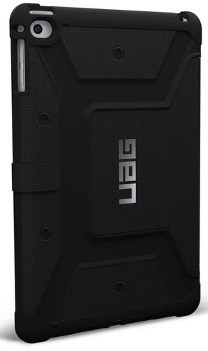 UAG Metropolis Folio Case - iPad Mini 4 / iPad Mini 4 Retina - black