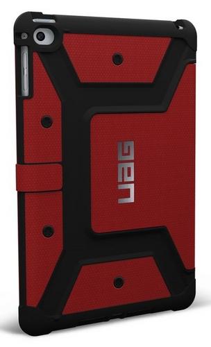 UAG Metropolis Folio Case - iPad Mini 4 / iPad Mini 4 Retina - red