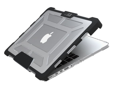 UAG Plasma Display - Macbook Pro 13 inch A1502 Retina - ice (transparent)