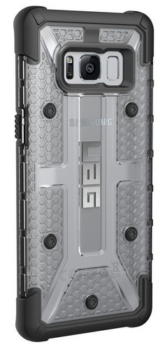 UAG Plasma Case - Samsung Galaxy S8 - ice (transparent)